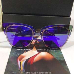 DIFF Demi Sunglasses- Brand New!